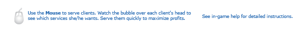 Belle's Beauty Boutique™ instructions