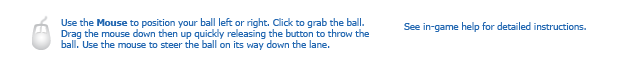 Gutterball 2 instructions