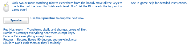 Mind the Blox instructions