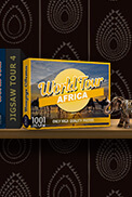 1001 Jigsaw World Tour: Africa