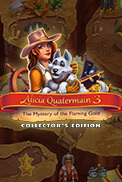 Alicia Quatermain 3: The Mystery of the Flaming Gold Collector's Edition