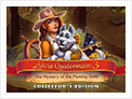 Alicia Quatermain 3: The Mystery of the Flaming Gold CE
