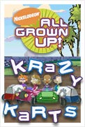 All Grown Up Krazy Karts