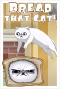 Bread That Cat