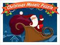 Christmas Mosaic Puzzle