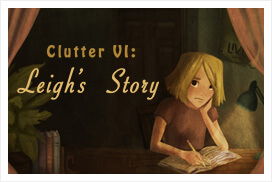 Clutter 6: Leigh's Story