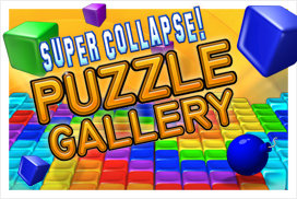 Super Collapse!™ Puzzle Gallery