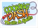 Cooking Dash® 3: Thrills & Spills