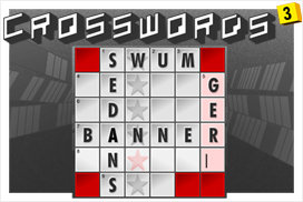 Crosswords³