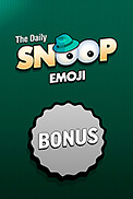 Daily SNOOP Emoji Bonus