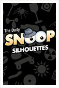 The Daily SNOOP Silhouettes