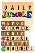 Daily Jumble®