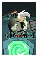 Danny Phantom Ghost Sweep