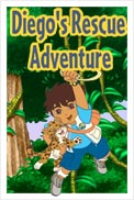 Diego's Rescue Adventure 3-D