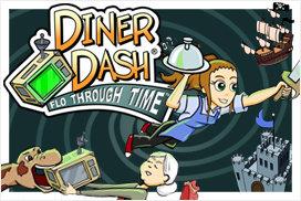 Diner Dash®: Flo Through Time™