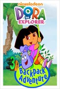 Dora's 3-D Backpack Adventure