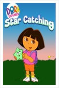 Dora's Star Catching Game