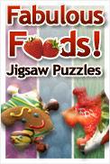 Jigsaw Puzzles: Fabulous Foods!