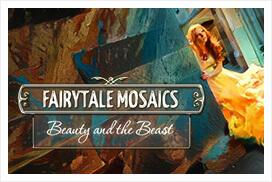 Fairytale Mosaics: Beauty and the Beast