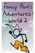 The Fancy Pants Adventure: World 2