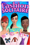 Free Fashion Solitaire Dress Up Game!