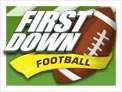 First Down Football