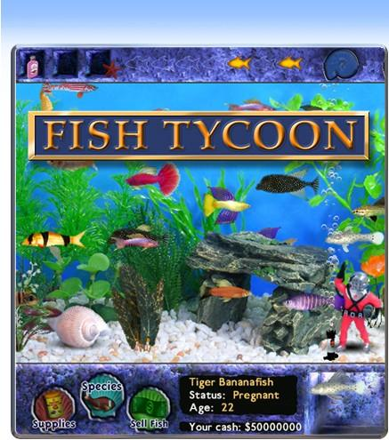 fish tycoon online