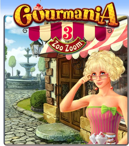 Gourmania 3 Zoo Zoom Gourmania 3 Zoo Zoom